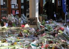 V Parizu shod v podporo umorjenemu učitelju in svobodi izražanja