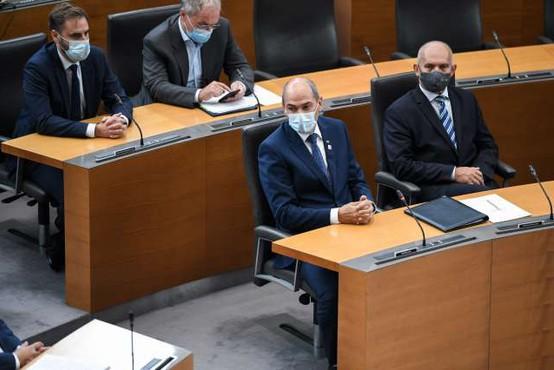 Janša: Slovenija se je dobro pripravila na drugi val epidemije