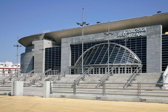 Beograjska dvorana Arena je ponovno pripravljena, da bo postala začasna bolnišnica