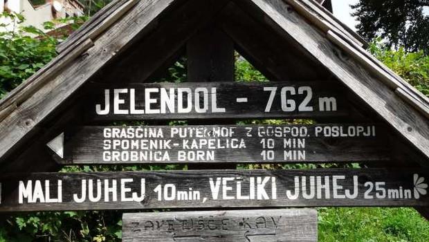 V Sloveniji ima 4800 naselij unikatno ime (foto: Aljoša Rehar/STA)