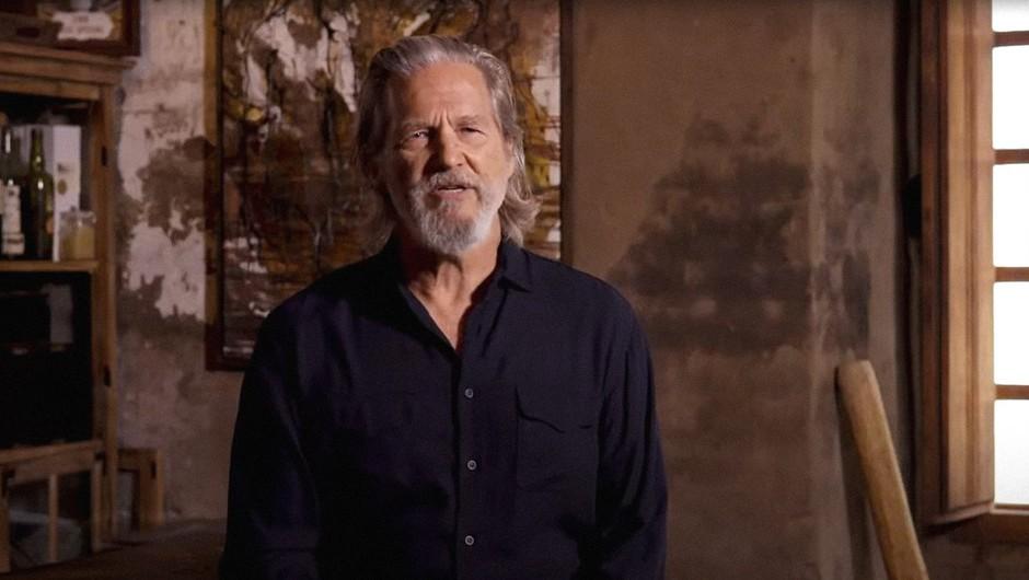 Igralec Jeff Bridges na Twitterju razkril, da je zbolel za rakom (foto: profimedia)