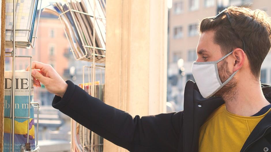 V ponedeljek odkrili 794 okužb (foto: Shutterstock)