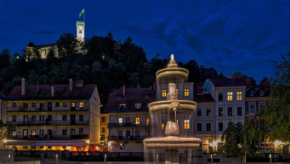 Prvič v zgodovini samostojne Slovenije prepoved gibanja med 21. in 6. uro (foto: Shutterstock)