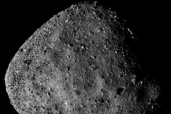 Nasina sonda uspešno pobrala vzorec z asteroida