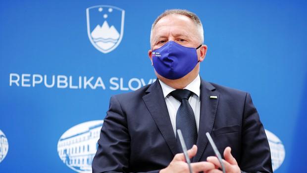 Počivalšek: Glede na razmere zagotovo podaljšanje veljavnosti turističnih bonov (foto: Daniel Novakovič/STA)