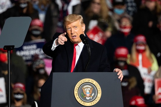 Trumpa v primeru volilnega poraza čakajo tožbe in kazenske preiskave