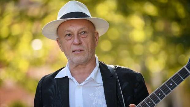Ježkovo nagrado letos prejme glasbenik Vlado Kreslin (foto: Nebojša Tejić/STA)