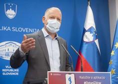 """Infektolog Jereb: """"Rešitev je ustavitev javnega življenja. Ukrep je v prvem valu deloval!"""""""