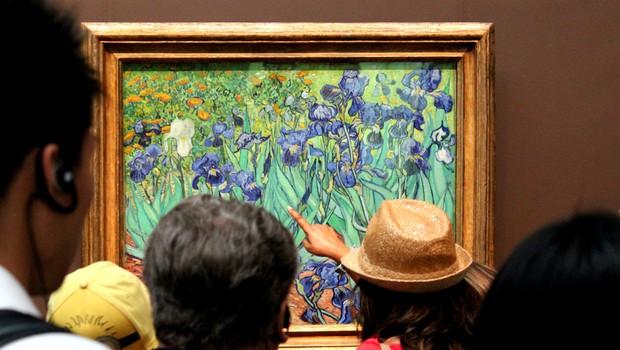 Muzeji po Evropi ostajajo odprti, a skoraj brez obiskovalcev (foto: Shutterstock)