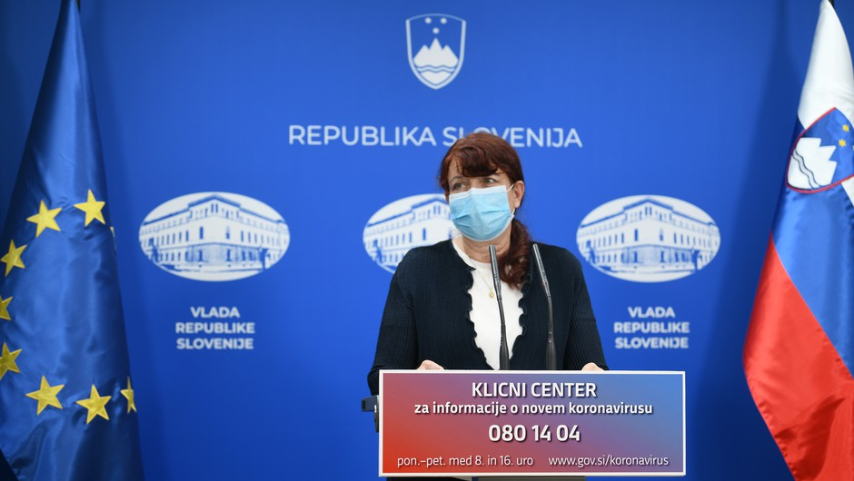 Nov protokol izdajanja karantenskih odločb za uveljavljanje nadomestila plače (foto: Tamino Petelinšek/STA)
