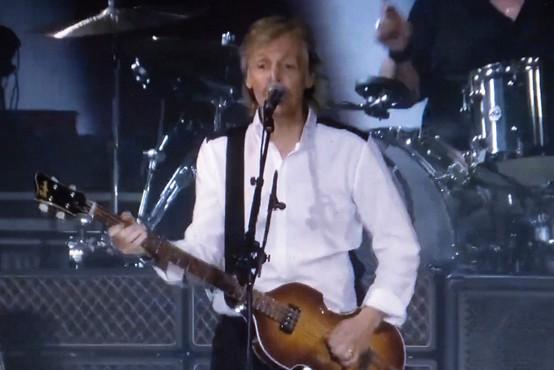 Paul McCartney bo zaradi epidemije nenačrtovano izdal nov album
