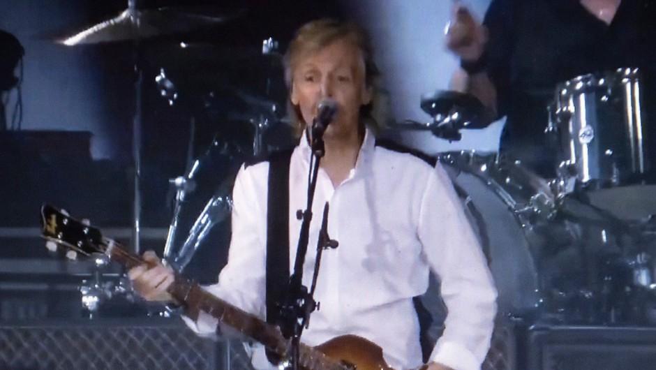 Paul McCartney bo zaradi epidemije nenačrtovano izdal nov album (foto: profimedia)
