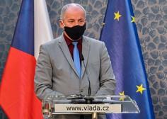 Nespoštovanje protikoronskih ukrepov bo odneslo češkega ministra