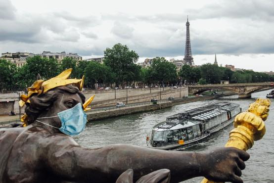 V več evropskih državah v veljavi novi ukrepi za zajezitev pandemije