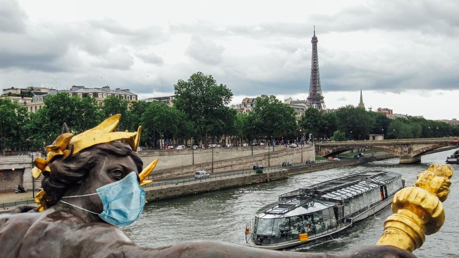 V več evropskih državah v veljavi novi ukrepi za zajezitev pandemije (foto: Shutterstock)