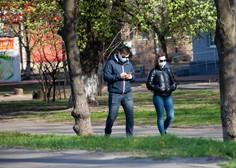 Od danes maske na prostem in zaprti lokali povsod po državi