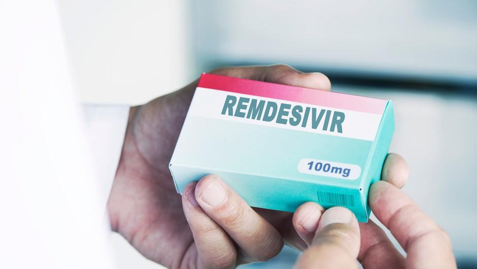 Ameriške oblasti trajno odobrile remdesivir za zdravljenje covida-19 (foto: Shutterstock)