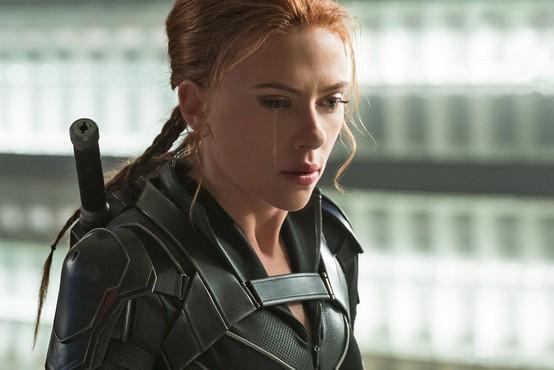 Scarlett Johansson v Nevesti kot glavna igralka in producentka