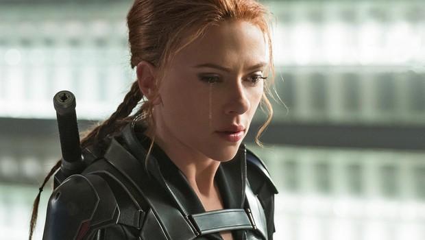 Scarlett Johansson v Nevesti kot glavna igralka in producentka (foto: profimedia)