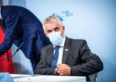Minister Gantar napovedal dodatne postelje za bolnike in kader