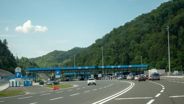 Ob meji oranžni le še hrvaška Istra, Primorsko-goranska županija in avstrijska Koroška (foto: Shutterstock)