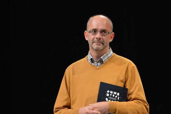 Peter Svetina: Otroci nimajo težav z združevanjem fantastike in otipljive resničnosti