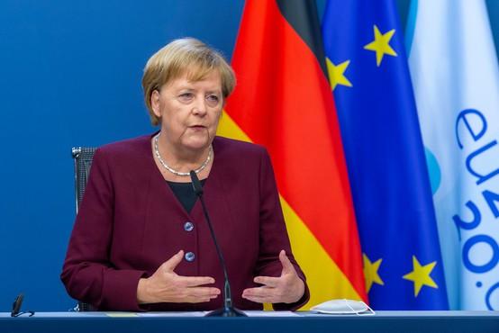 """Nemčija gre 2. novembra v """"lockdown"""""""