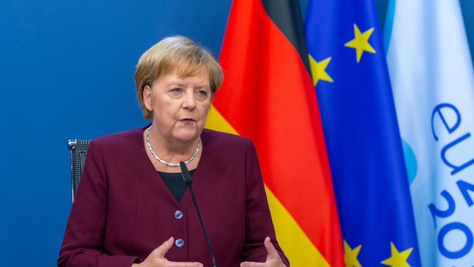 """Nemčija gre 2. novembra v """"lockdown"""" (foto: Profimedia)"""