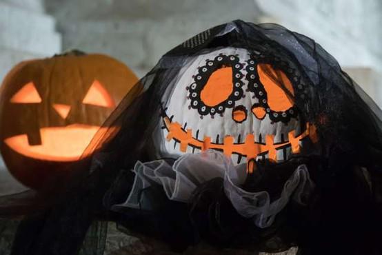 Za noč čarovnic bomo morali biti letos zaradi epidemije še bolj ustvarjalni