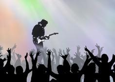 Športne prireditve in koncerti so pod določenimi pogoji lahko varni