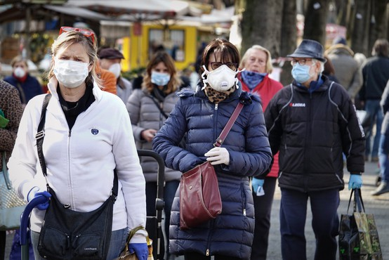 """Evropa je žarišče pandemije, a karantena za celo državo mora biti skrajni ukrep"""