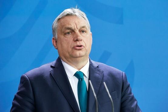 Viktor Orban napovedal prvo pošiljko cepiva konec leta