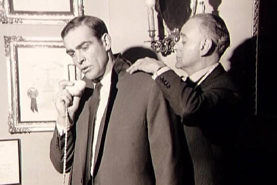Poslovil se je legendarni James Bond Sean Connery
