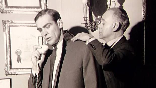 Poslovil se je legendarni James Bond Sean Connery (foto: profimedia)