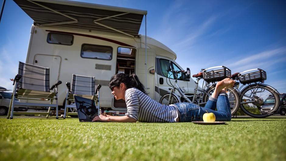 Najboljši kampi v Sloveniji in na Hrvaškem po izboru slovenskih turistov (foto: Shutterstock)