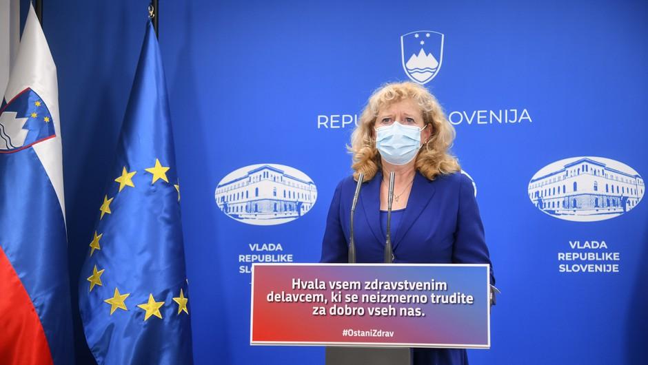 """""""Varčni Gorenjci so hodili na delo, kar je k širitvi okužb prispevalo največ!"""" (foto: Nebojša Tejić/STA)"""