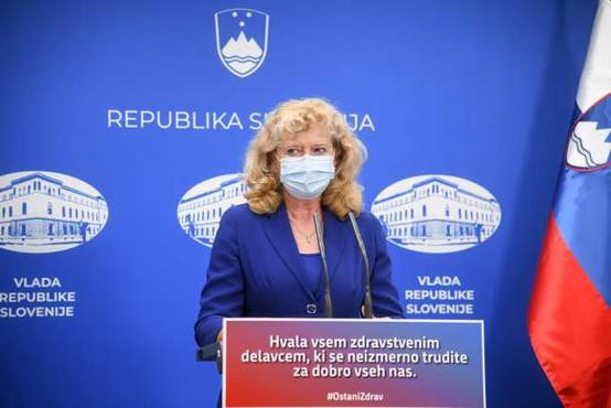 Epidemiologinja: Tretji val epidemije je pričakovati ravno v času sezonske gripe konec decembra