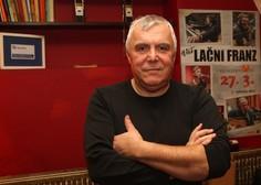 Zoran Predin: Ostal sem brez dela in posledično brez prihodkov