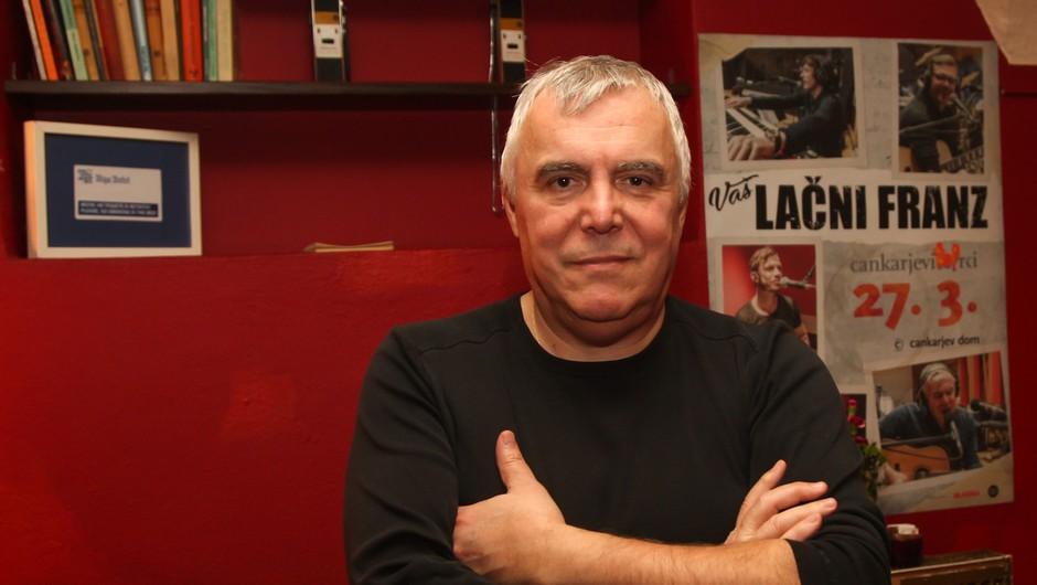 Zoran Predin: Ostal sem brez dela in posledično brez prihodkov (foto: Profimedia)