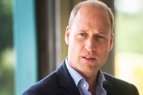 Princ William se je že aprila okužil s koronavirusom