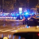 Teror na dunajskih ulicah skozi objektive na telefonih prestrašenih očividcev (foto in video) (foto: Xinhua/STA)