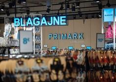 Verigo trgovin z oblačili Primark pandemija hudo prizadela
