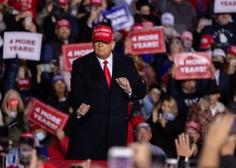 Trump tik pred volitvami objavil video kompilacijo svojega plesa, ki je takoj postala viralna!
