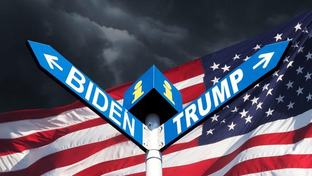 Zmagovalec ameriških volitev bo lahko znan že zjutraj ob 4. uri po našem času, lahko pa tudi šele čez nekaj tednov (foto: Shutterstock)