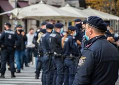 Napad na Dunaju izvedel 20-letnik z avstrijskim in makedonskim državljanstvom