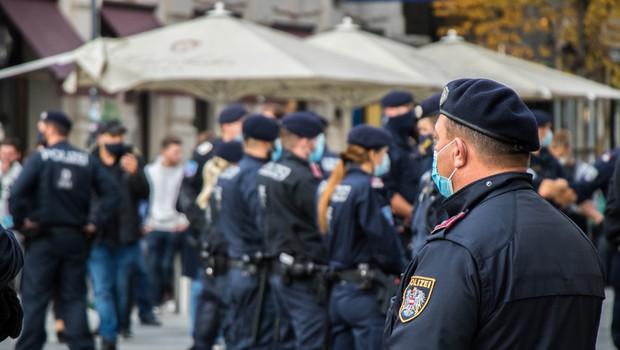 Napad na Dunaju izvedel 20-letnik z avstrijskim in makedonskim državljanstvom (foto: Shutterstock)