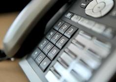 Zaživel nov telefon za psihološko podporo ob epidemiji covida-19