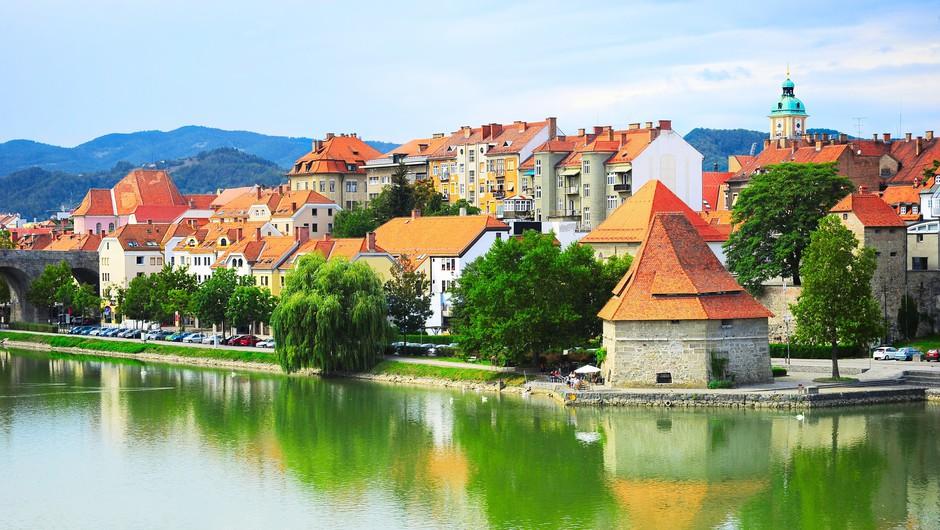 Študija potrdila izvedljivost umestitve predora pod središčem Maribora (foto: Profimedia)