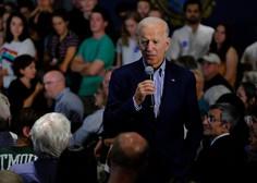 Po razglasitvi zmage v Michiganu Biden blizu potrebnih elektorskih glasov