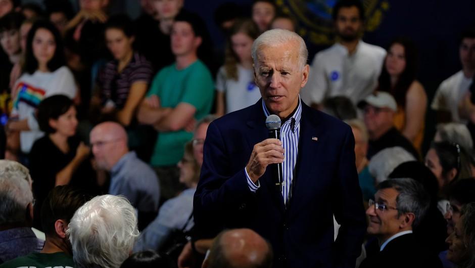 Po razglasitvi zmage v Michiganu Biden blizu potrebnih elektorskih glasov (foto: profimedia)